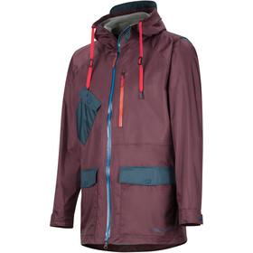 Marmot Ashbury PreCip Eco Miehet takki , punainen